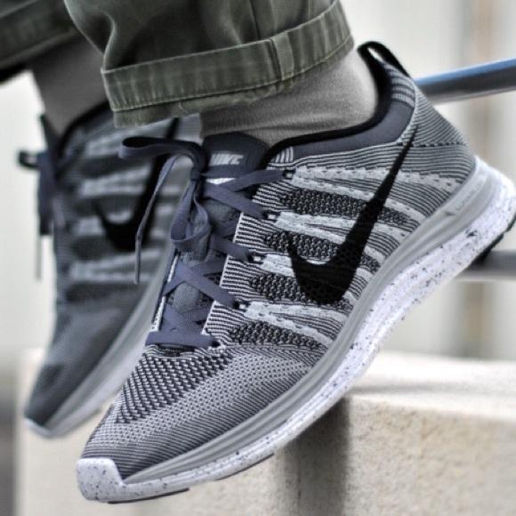 sale cheap best price Men's Nike Flyknit One in Wolf Grey
